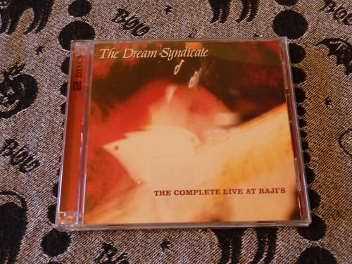 The Dream Syndicate Complete Live At Rajis 2 CD Expanded Version Medicine Show