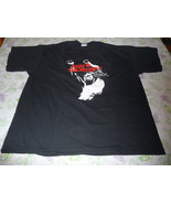 Iggy and The Stooges 2003 Detroit Reunion T Shirt Creem Concert Promo Ig... - $39.99
