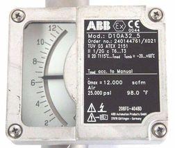 """NEW ABB D10A32-5 FLOWMETER 1/2"""" NPT ORDER NO. 240144761/X021 D10A325 image 3"""