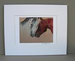 Horse art print head to head by cori solomon thumb155 crop