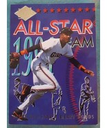 1994 Fleer Ultra All-Star Team 16 Barry Bonds San Francisco Giants Baseb... - $1.00