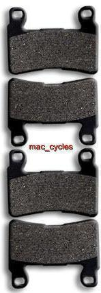 Disc Brake Pads Harley XR1200/XR1200X 2009-2010 Front (2 sets)