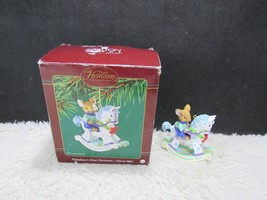 2003 Heirloom Collection, Grandson's First Christmas, Christmas Tree Orn... - $10.95