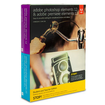 An item in the Everything Else category: Adobe Photoshop & Premiere Elements 12 - Student and Teacher Edition (AUTH REQ)