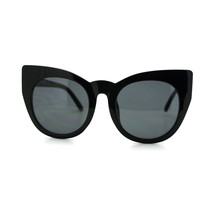 Womens Round Cateye Sunglasses Oversized Butterfly Fashion - $9.95