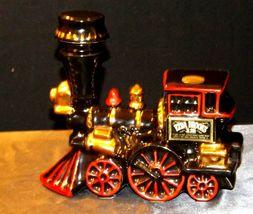 Ezra Brooks Decanter Train 1960 AA19-1549 Vintage image 3