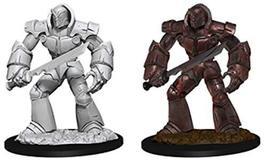 Nolzur's Marvelous Miniatures Wizkids - D&D Iron Golem - WZK73842 - $8.99