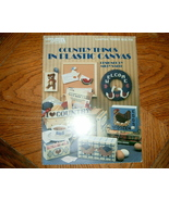 Country Things in Plastic Canvas Leisure Arts Leaflet 1083 - $4.50