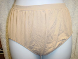 Jockey Seamfree Panty 8/XLarge Buff SP-Slightly Imperfect NWOT - $11.99