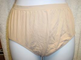 Jockey Seamfree Panty 8/XLarge Buff SP-Slightly Imperfect NWOT - $11.99