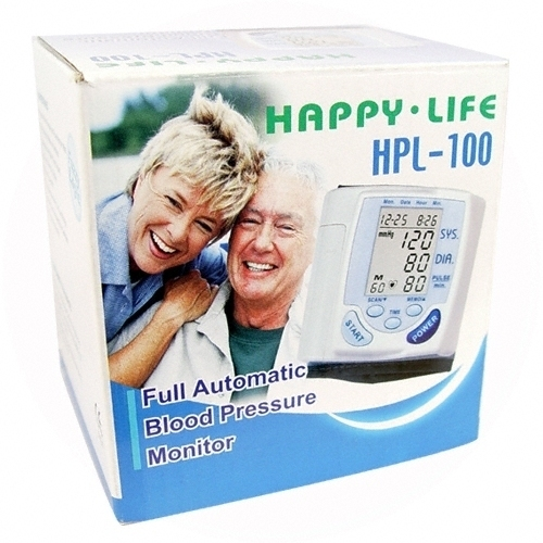 NEW Blood Pressure Monitor - Fully Automatic FREE Shipping