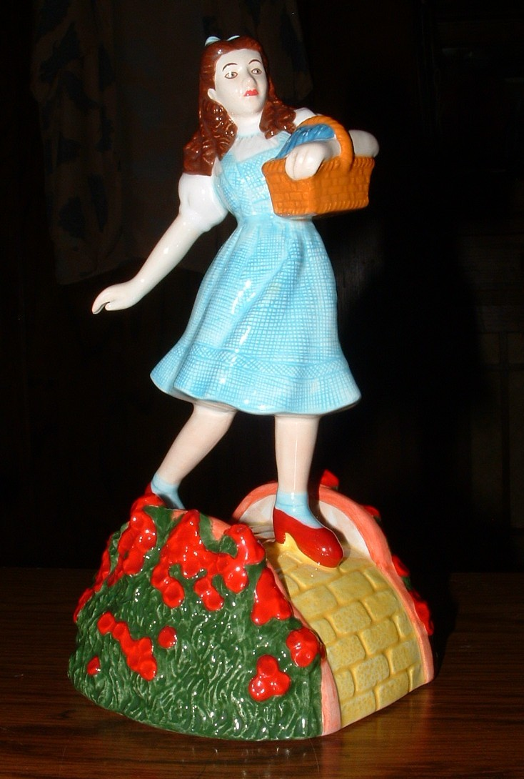 JUDY GARLAND / ENESCO WIZARD OF OZ MUSIC BOX