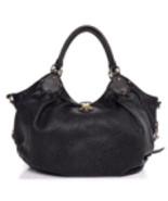 LV black perforated leather Mahina XL hobo tote - $1,499.99