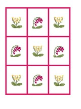 Flowers 2 Crochet Graph Afghan Pattern - $5.00