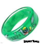 LOONEY TUNES MARVIN THE MARTIAN LEAN MEAN & GREAN BRACELET - $14.00