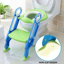 KingSo Children Potty Toilet Trainer Seat with Sturdy & Non-Slip Step Stool - $64.12