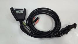 BELKIN 2-Port USB KVM Switch Cables F1DL102U - $12.00