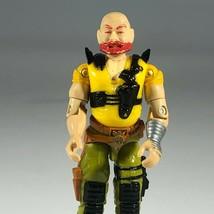"GI Joe Action Figure 1987 Taurus Renegade 3.75"" Vintage Hasbro - $19.79"