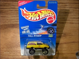 Hot Wheels Tall Ryder #481 #2 - $2.95