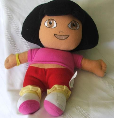 "Dora the Explorer 12"" Nanco Doll"