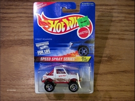 Hot Wheels Street Roader #550 - $2.95