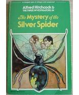 Three Investigators #8 Mystery Silver Spider pb Marchesi - $8.99