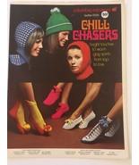Columbia Minerva Chill Chasers Leaflet 2526 Scarfed Hood Slippers Cap Ski Helmet - $4.50