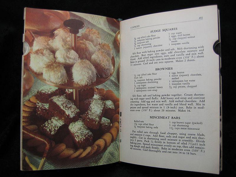 The American Woman's Cook Book Ruth Berolzheimer 1957 HC/DJ