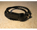 879 black leather buckle thumb155 crop