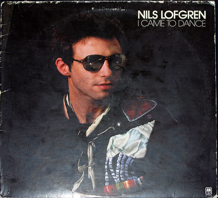 Nils lofgren  i came to dance cover