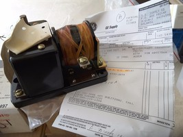 General Electric GE 1C2824-34 1C2824-34N Overload Relay 10Amp 600V Max NEW $249 - $246.51