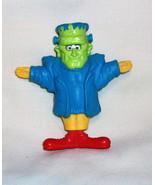 """3.5""""Ronald McDonald Figurine #7 Frankenstein 2 ... - $4.25"""
