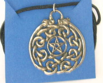 Serenity Talisman Necklace - Wicca - Pagan