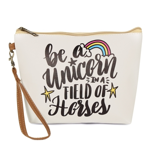 Primary image for Be a unicorn cosmetic bag