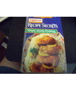 Lipton Recipe Secrets of Simply Savory Cooking with Lipton Soup Mix - $6.00