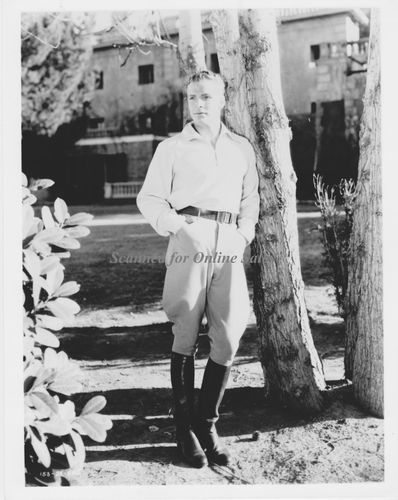 Larry Buster Crabbe Suave 8x10 Photo