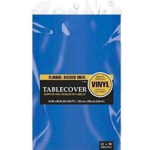 Amscan 579590.105 Fabric Table Cover Brght Royal Blue - Pack of 6 - £33.95 GBP