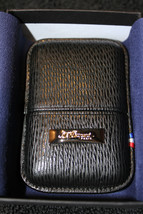 Details about   s.t.dupont black leather lighter case for L2 Lighter in the orig - $225.00