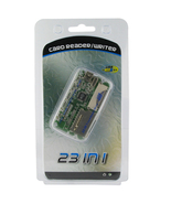 PREMIER 23-IN-1 CARD READER/WRITER,NEW - $12.00