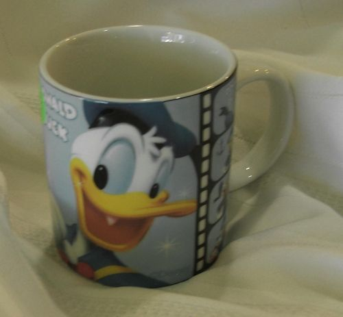 Disney Donald Duck Coffee Cup Mug Hard to Find
