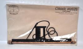 Clásico Detalles 40.6cm Needle & Thread Manualidades Soporte - $24.26