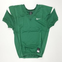 New Nike Youth Vapor Pro Football Game Jersey Boy's Large Green 845931 $65 - $35.63