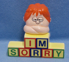 ENESCO FIGURINE SENTIMENT  I M SORRY MARVIN ENTERPRISES - $8.90