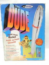Estes The Dude Giant over 7ft giant flying Rocket Model Launches to 300 ft - $69.29
