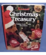 Christmas Treasury by Sunset Holiday Foods Gifts Decoration Xmas - $15.00