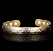 Six Magnet Copper Health Balance Magnetic Bracelet For Men Or Women - $29.65
