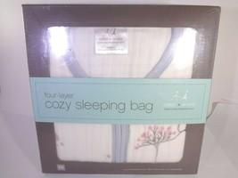 Aden + Anais Four-Layer Cozy Sleeping Bag Medium 6-12 months [EH-A] - $19.80