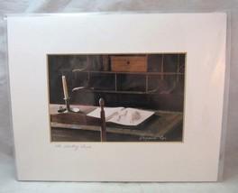 "Signed Virginia Cox photograph. ""The Writing Desk"". Cincinnati, OH - $45.99"