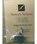 Nancys Notions Edgestitching Foot - $10.36