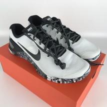 Nike Metcon 4 Running Shoes 11 White/Black-Sail AH7453 101 image 2